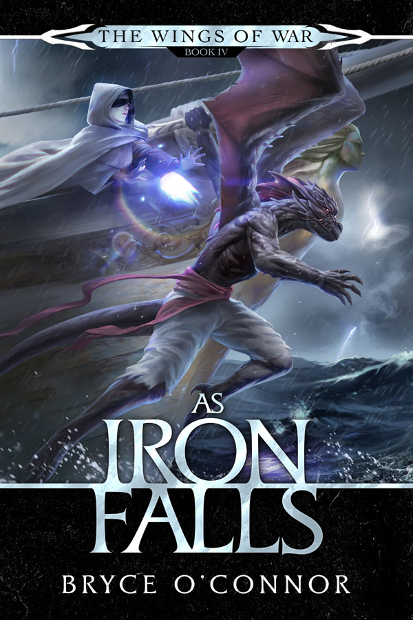 As Iron Falls Book Cover
