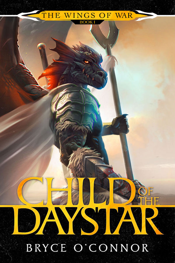 Child of the Daystar Book Cover