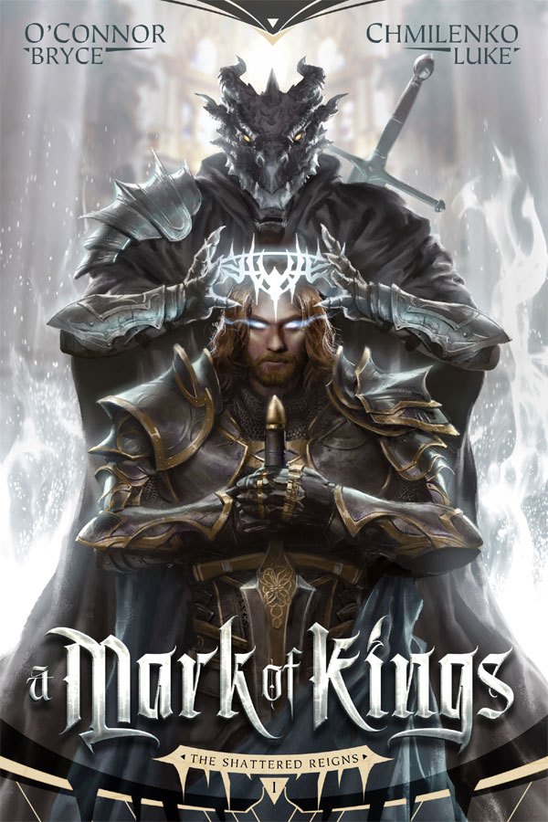 A Mark of Kings Book Cover