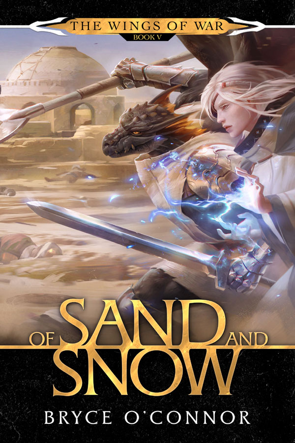 Of Sand and Snow Book Cover
