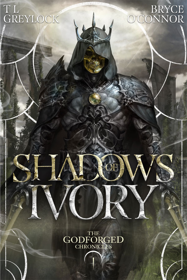Shadows of Ivory Book Cover