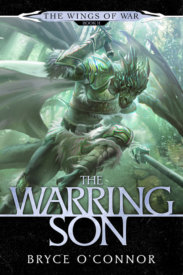 The Warring Son Book Cover
