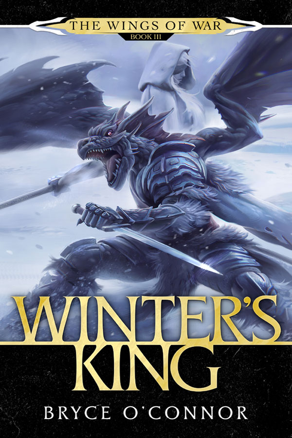 Winter's King Book Cover